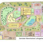 Plan Lehrgarten